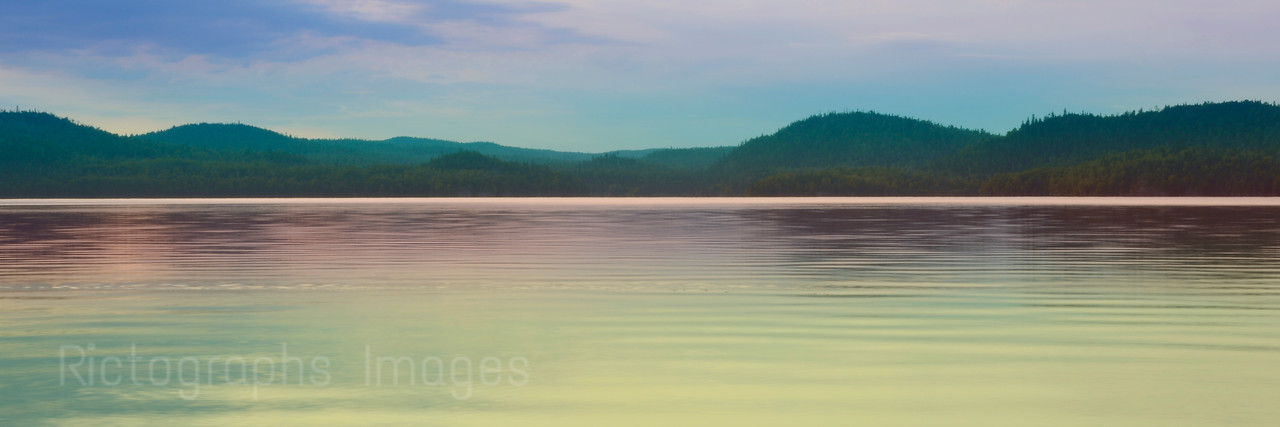 Hayes Lake, Summer, 2014,