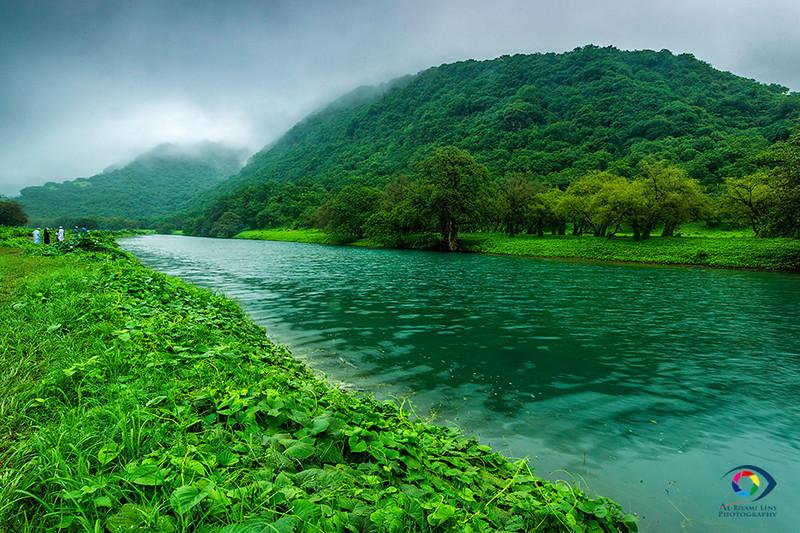 "وادي دربات,, ظفار "" سلطنة عمان""."