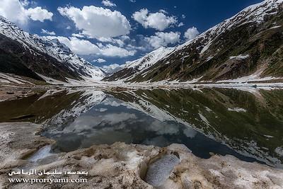 Lake Saif ulmalook, Kaghan Valley, Pakistan