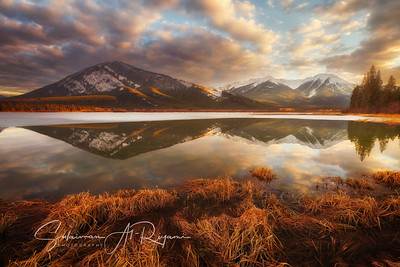 Vermillion lakes (Lake3)