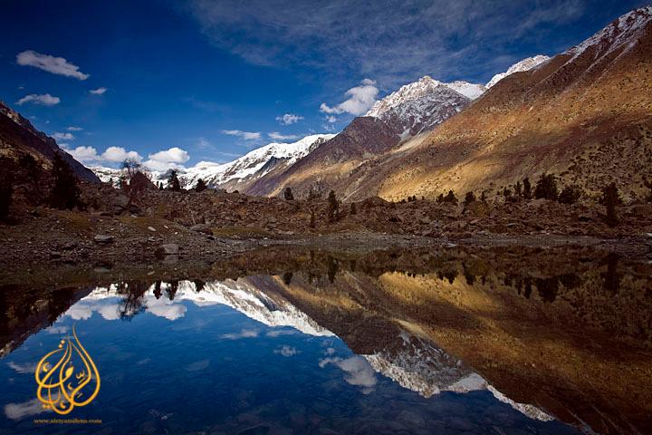 "Naltar upper lake, Gilgit ""Pakistan"""