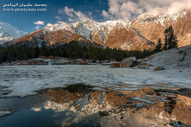 """Fairy Meadows, Himalayan range """"Pakistan"""""""
