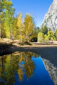 Fall Reflections, Yosemite National Park