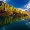 "Upper Kachura lake, Skardu ""North Pakistan"""