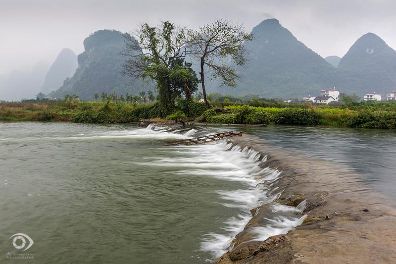 Li River, Guilin, Guangxi, China