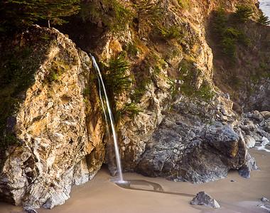 McWay Falls, Big Sur