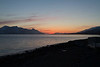 Sunset at Lyngen, Troms