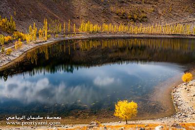 """Khalti lake, Ghizer """"Pakistan"""""""