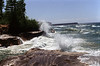 Lake Superior<br /> Pictured Rocks National Lakeshore<br /> Near Beaver Beach
