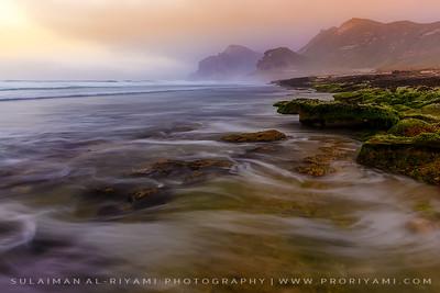 شاطئ المغسيل, صلاله,سلطنة عمان Almughsail beach, Salalah, Oman