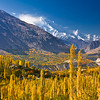 "Hunza valley, Karimabad, North Pakistan ""Autumn 2009"""