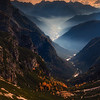 Dolomites range, Italy