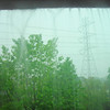 Leaking Gutters <br /> Right outside my back window, not very effective.