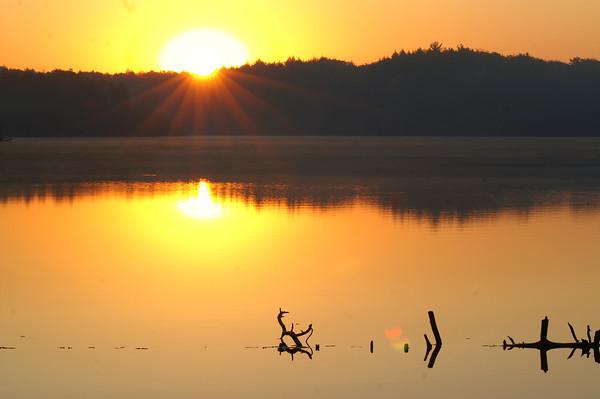 Pete's Lake Sunrise