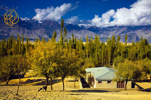 "Countryside of Skardu< Baltistan ""Pakistan"""