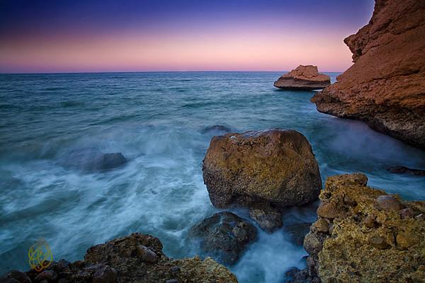 East coast,Tiwi - Oman<br /> <br /> منظر من الساحل الشرقي, طيوي