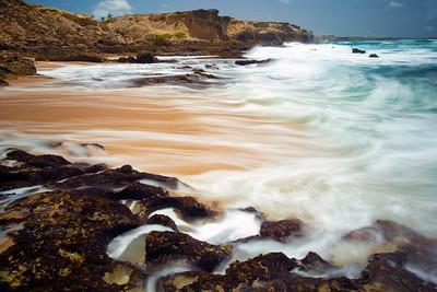 Hidden Beach, Barbados