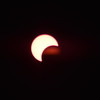 Solar Eclipse - Tucson Arizona May 20, 2012 : Phase 1<br /> Image captured with an Infra Red filter on a 400mm lens attached to the Nikon D800 mounted on a tripod and triggered via remote control. Dove Mountain area Northwest Tucson.