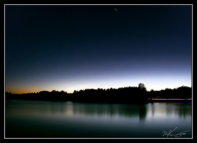 Tremur Lake After Dark