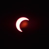Solar Eclipse - Tucson Arizona May 20, 2012 : Phase 3<br /> Image captured with an Infra Red filter on a 400mm lens attached to the Nikon D800 mounted on a tripod and triggered via remote control. Dove Mountain area Northwest Tucson.