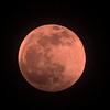 Full Lunar Eclipse.