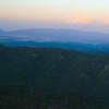 Sunset from Sierra Blanca