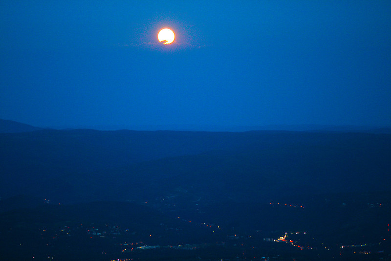 Moon Over Ruidoso