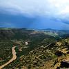 Storms in the Rio Grande Valley