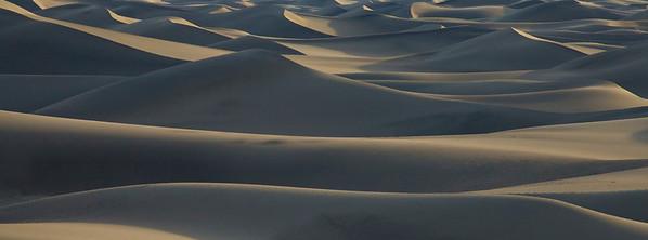 Sand Dunes' Patterns