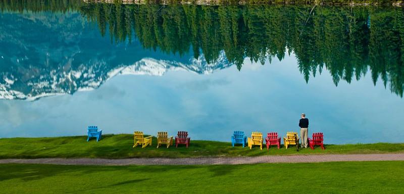 lac beauvert, jasper, alberta, canada