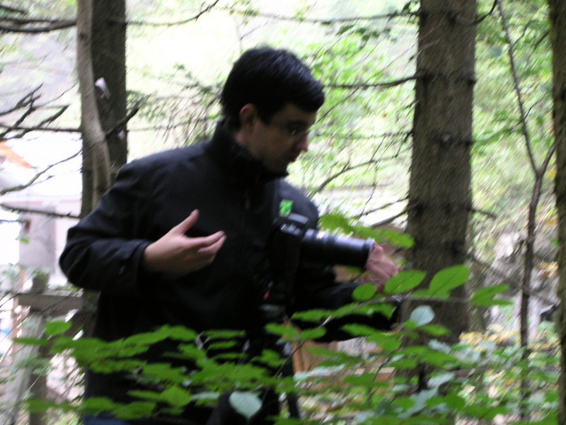Foto Workshop Myrafälle am 27. September 2009