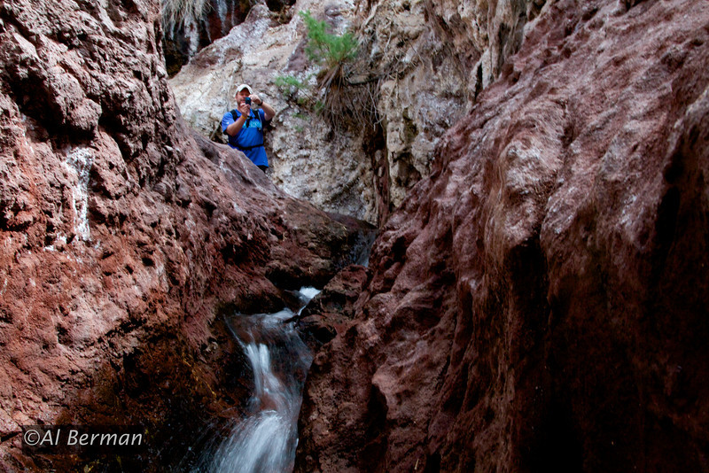 Arizona Hot Springs Trail
