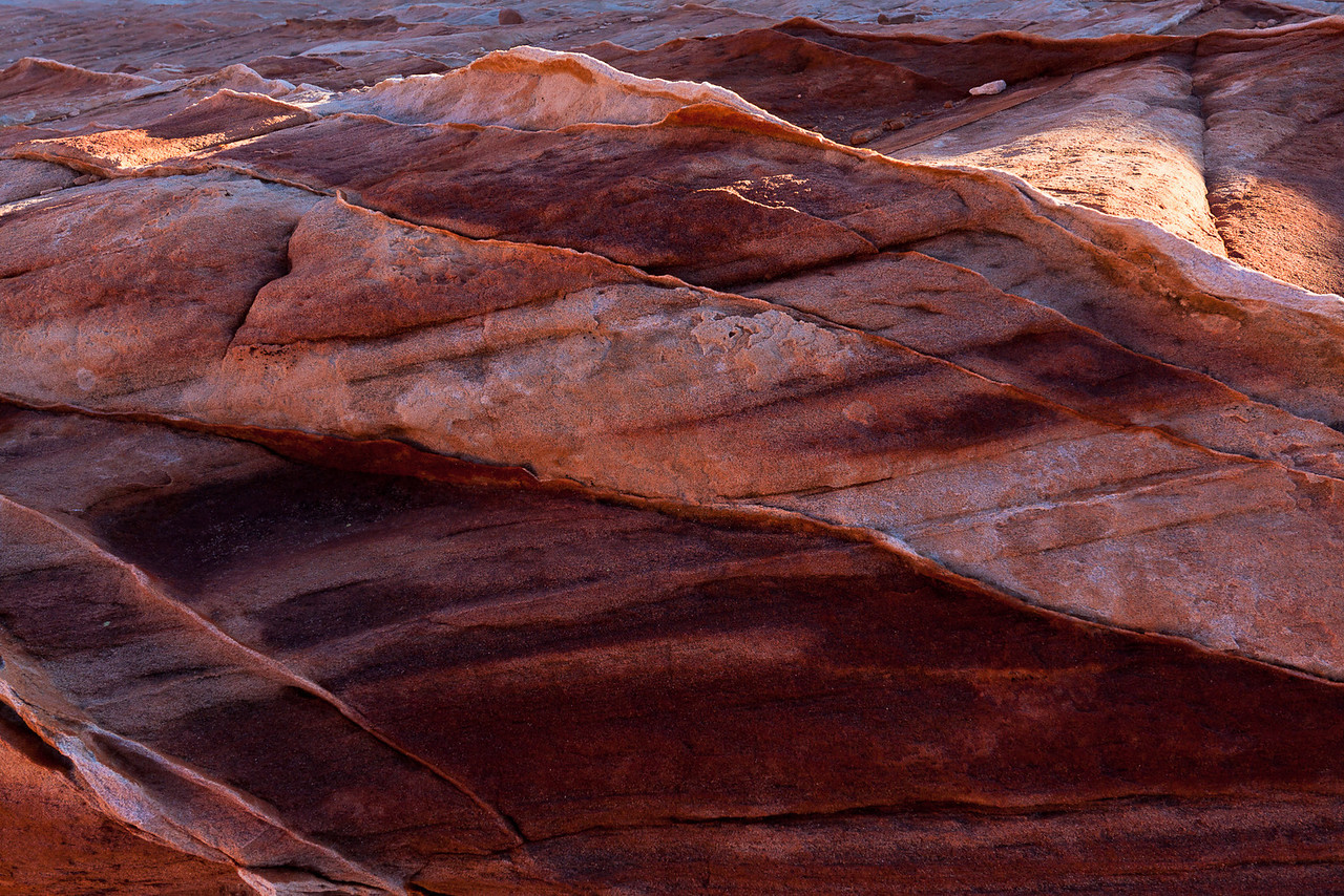Putting the fire into the Valley of Fire.