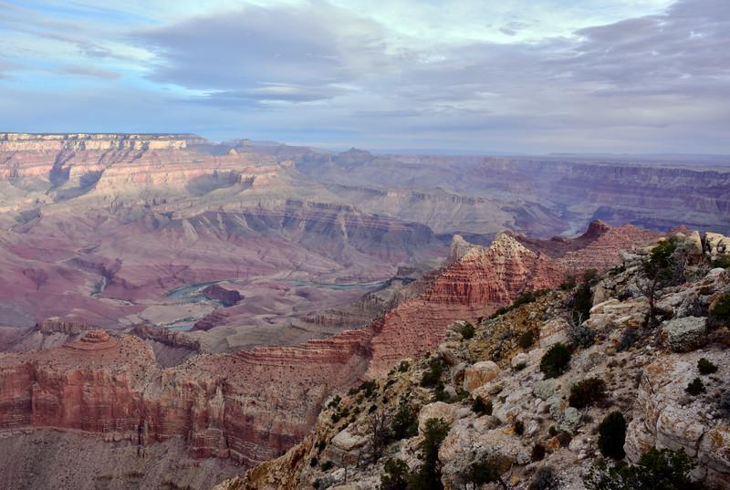 AZ-GCNP, Grand Canyon, Arizona. #1129.218.