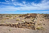 AZ-PFNP2017.10.11#943-Puerco Pueblo. Petrified Forest Nat. Park, Arizona.