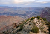 AZ-GCNP, Desert View. Grand Canyon, Arizona. #1129.183.