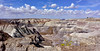 AZ-PFNP, Blue Mesa, Painted Desert, Arizona. #717.732.
