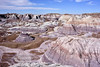 AZ-PFNP, Blue mesa. Painted Desert, Arizona. #1011.1004.