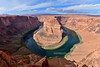 Horseshoe Bend 2018.10.24#268. Iconic view on Colorado River Arizona.