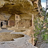 Balcony House 2017.10.9#597. The two Kiva's in Balcony House. Mesa Verde Nat. Park, Colorado.
