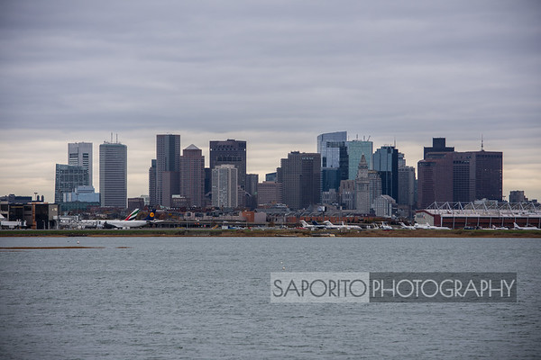 Boston from East Boston