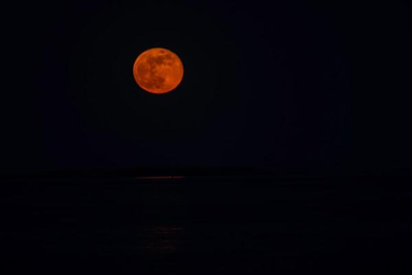 Yirrel Beach - Moon Rise