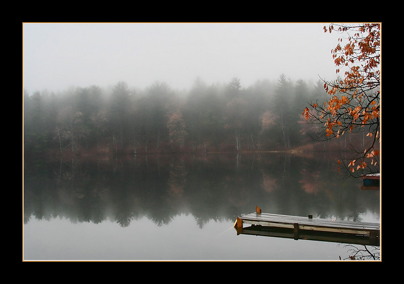 The Dock<br /> Lake Naticook,<br />  Merrimack, NH