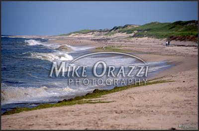 The Cape Cod National Seashore in Provincetown, Massachusetts.