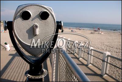 Roger W. Wheeler State Beach, Rhode Island.