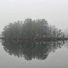Fog On Lake Naticook<br /> Merrimack , NH