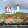 Nubble Point Lighthouse<br /> York, Maine