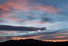 Sunset <br /> Bosque del Apache NWR, New Mexico