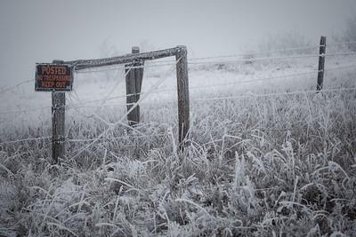Keep Out Heavy Fog_