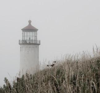Lighthouse on Long Beach, Washington